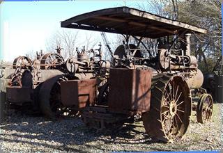 Traktordemontering umeå
